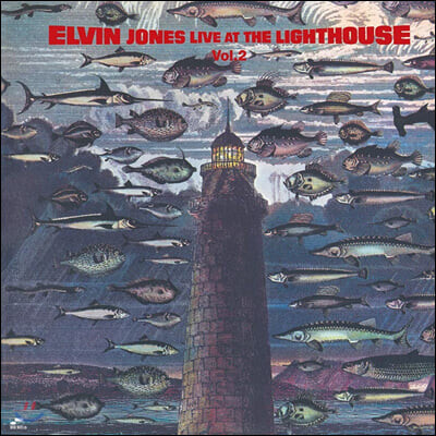 Elvin Jones (엘빈 존스) - Live At The Lighthouse Vol. 2
