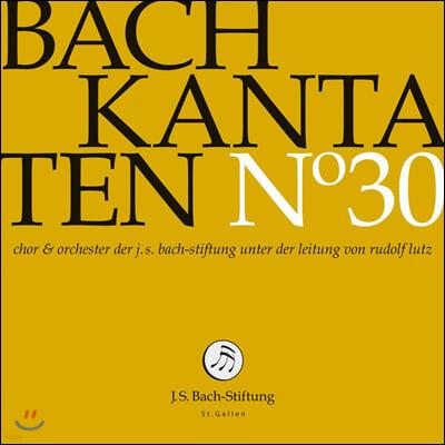 Rudolf Lutz 바흐: 칸타타 30집 (Bach: Kantaten Vol. 30 BWV.55, 68, 105)
