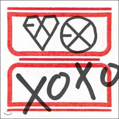 엑소 (EXO) 1집 - XOXO [Hug Ver. / 중국어반]