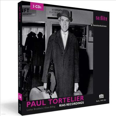 폴 토르틀리에 RIAS 녹음집 (Paul Tortelier - RIAS Recordings) (3CD) - Paul Tortelier
