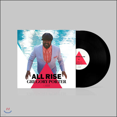 Gregory Porter (그레고리 포터) - All Rise [2LP]