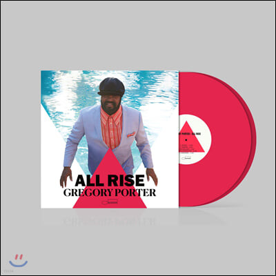 Gregory Porter (그레고리 포터) - All Rise [레드 컬러 2LP]