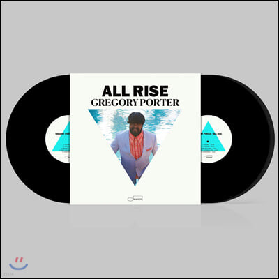 Gregory Porter (그레고리 포터) - All Rise (Deluxe) [3LP]
