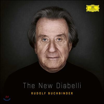 Rudolf Buchbinder 베토벤 / 디아벨리 변주곡 - 루돌프 부흐빈더 (The Diabelli Project) [LP]