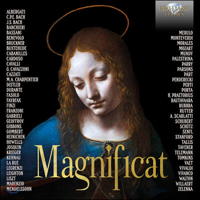 66인 작곡가의 마니피카트 모음집 (Magnificat)