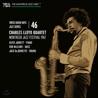 Charles Lloyd Quartet (찰스 로이드 쿼텟) - Montreux Jazz Festival 1967