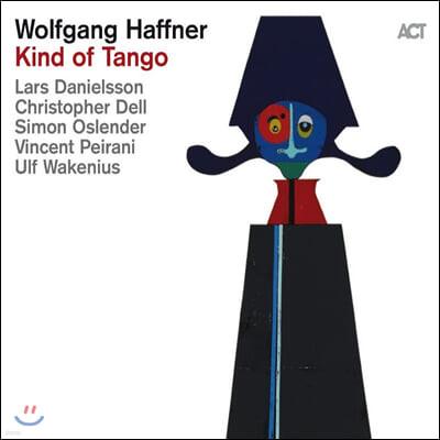 Wolfgang Haffner (볼프강 하프너) - Kind of Tango [LP]