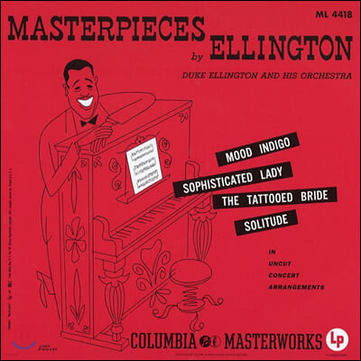 Duke Ellington (듀크 엘링턴) - Masterpieces By Ellington [2LP]