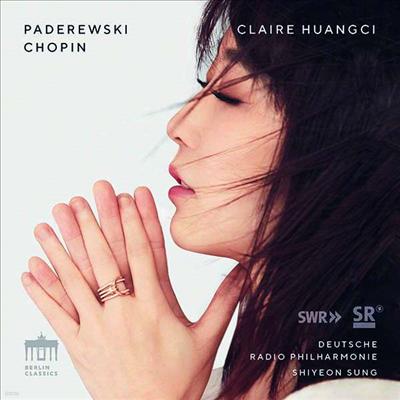 파데레프스키 & 쇼팽: 피아노 협주곡 (Paderewski & Chopin: Piano Concertos) - Claire Huangci