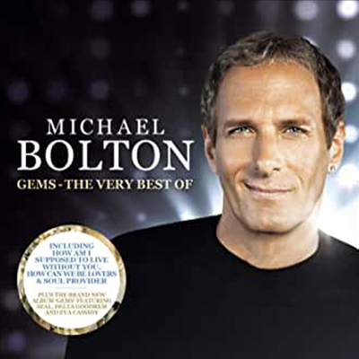 Michael Bolton - Gems - Very Best Of Michael Bolton (2CD)