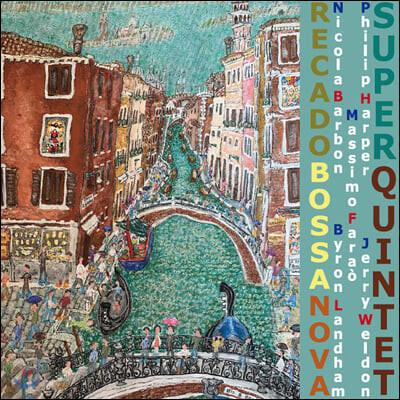 Super Quintet (슈퍼 퀸텟) - Recado Bossa Nova [LP]