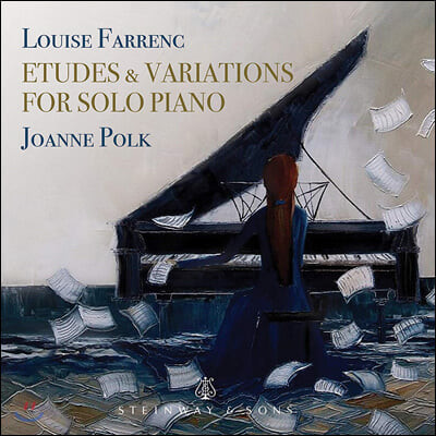 Joanne Polk 루이즈 파렝: 연습곡과 변주곡 (Louise Farrenc: Etudes and Variations for Solo Piano)