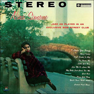 Nina Simone (니나 시몬) - Little Girl Blue [2LP]
