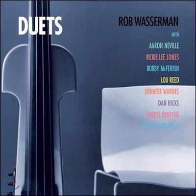 Rob Wasserman (롭 와서만) - Duets [2LP]