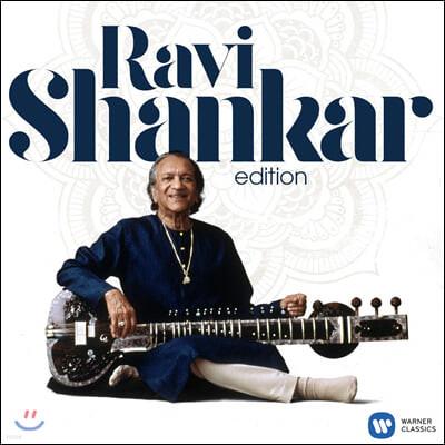 라비 샹카르 탄생 100년 기념 (Ravi Shankar Edition)
