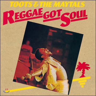 Toots & The Maytals (투츠 앤드 더 메이털스) - Reggae Got Soul [LP]