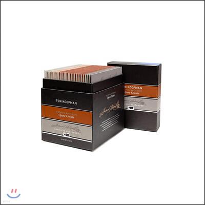 Ton Koopman 북스테후데: 작품 전집 (Opera Omnia - Buxtehude Collector's Box)
