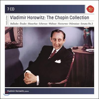 블라디미르 호로비츠 쇼팽 컬렉션 (Vladimir Horowitz: The Chopin Collection)