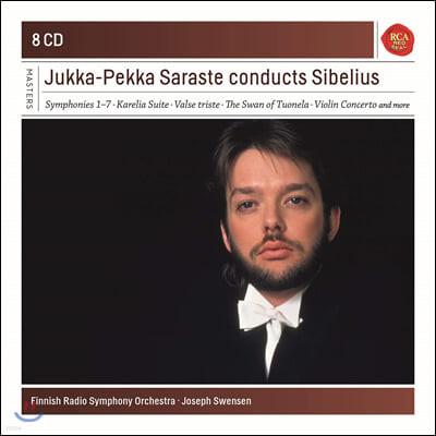유카 페카 사라스테가 지휘하는 시벨리우스 (Jukka-Pekka Saraste Conducts Sibelius)