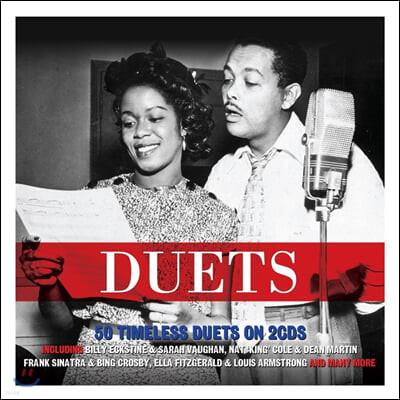 50곡의 듀엣 모음집 (Duets: 50 Timeless Duets)