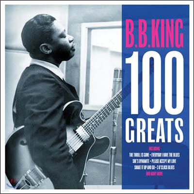 B.B. King (비 비 킹) - 100 Greats