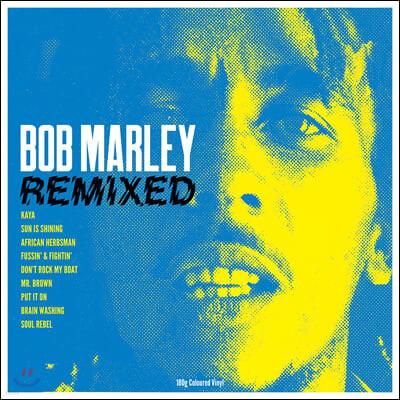 Bob Marley (밥 말리) - Remixed [옐로우 컬러 LP]
