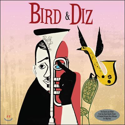 Dizzy Gillespie & Charlie Parker (찰리 파커 & 디지 길레스피) - Bird and Diz [LP]