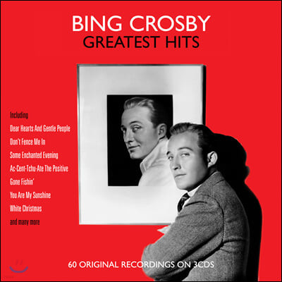 Bing Crosby (빙 크로스비) - The Very Best of Bing Crosby