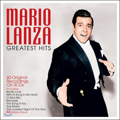 Mario Lanza (마리오 란차) - Greatest Hits