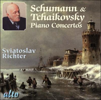 Sviatoslav Richter 슈만 / 차이코프스키: 피아노 협주곡 (Schumann / Tchaikovsky: Piano Concertos)