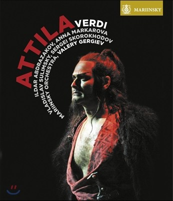 Valery Gergiev 베르디: 아틸라 - 발레리 게르기에프 (Verdi: Attila)