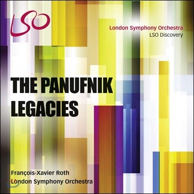Francois-Xavier Roth LSO 레이블 파누프니크 프로젝트 (The Panufnik Legacies)