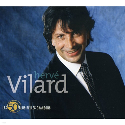 Herve Vilard - Les 50 Plus Belles Chansons (3CD)(Digipack)