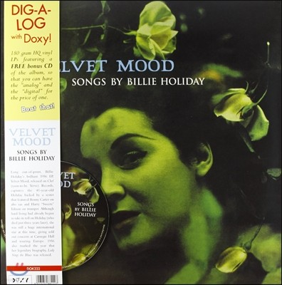 Billie Holiday - Velvet Mood (Deluxe Edition)