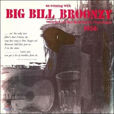 Big Bill Broonzy (빅 빌 브룬지) - An Evening With Big Bill Broonzy [LP]