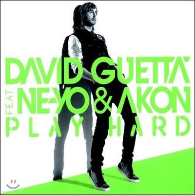 David Guetta - Play Hard (Feat. Ne-Yo & Akon)