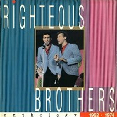 Righteous Brothers / Anthology 1962-1974 (2CD Box/수입)