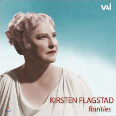 키르스텐 플라그슈타트 희귀 녹음집 (Kirsten Flagstad - Rarities)
