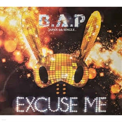 [일본반] 비에이피 (B.A.P) - Excuse Me (CD+DVD) (Type A)