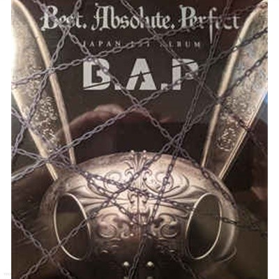 [미개봉][일본반] 비에이피 (B.A.P) - Best. Absolute. Perfect (CD+DVD) (Type A)