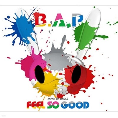 [일본반] 비에이피 (B.A.P) - Feel So Good (CD+DVD) (Type A)