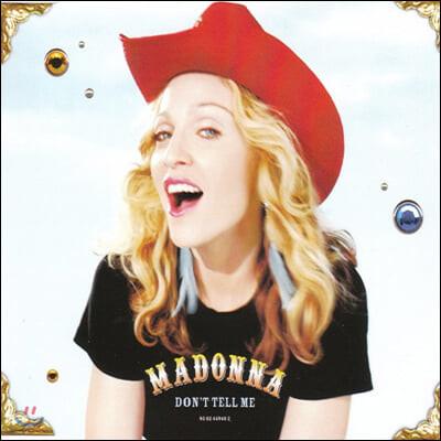 Madonna (마돈나) - Don't Tell Me