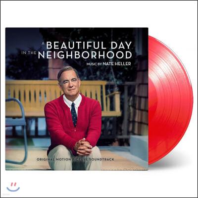 어 뷰티풀 데이 인 더 네이버후드 영화음악 (A Beautiful Day in the Neighborhood OST) [투명 레드 컬러 LP]