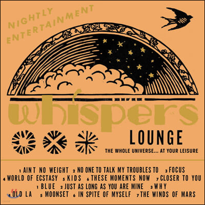 Numero Group 레이블 2020년 컴필레이션 앨범 (Whispers: Lounge Originals) [LP]