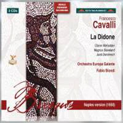 카발리 : 오페라 '라 디도네' (Cavalli : La Didone) - Fabio Biondi
