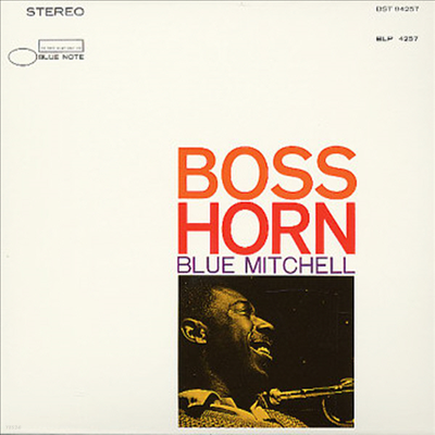 Blue Mitchell - Boss Horn (CD-R)