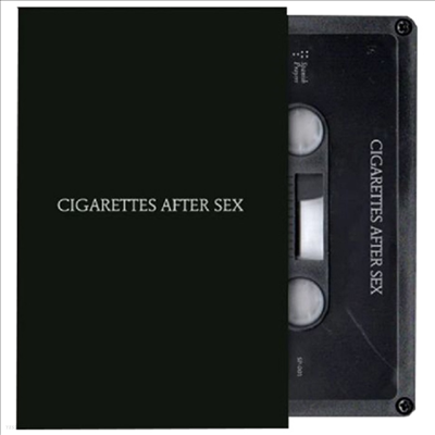 Cigarettes After Sex - Cigarettes After Sex (Cassette Tape)