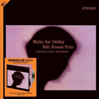 Bill Evans Trio - Waltz For Debby (180G)(LP+CD)