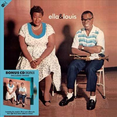Louis Armstrong & Ella Fitzgerald - Ella & Louis (180G)(LP+CD)
