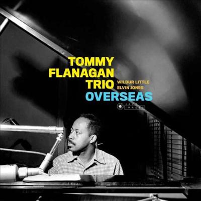 Tommy Flanagan Trio - Overseas (Gatefold)(180G)(LP)